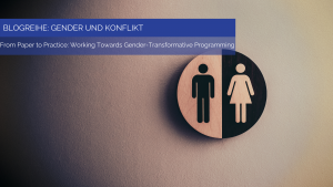 From Paper to Practice: Working Towards Gender-Transformative Programming
