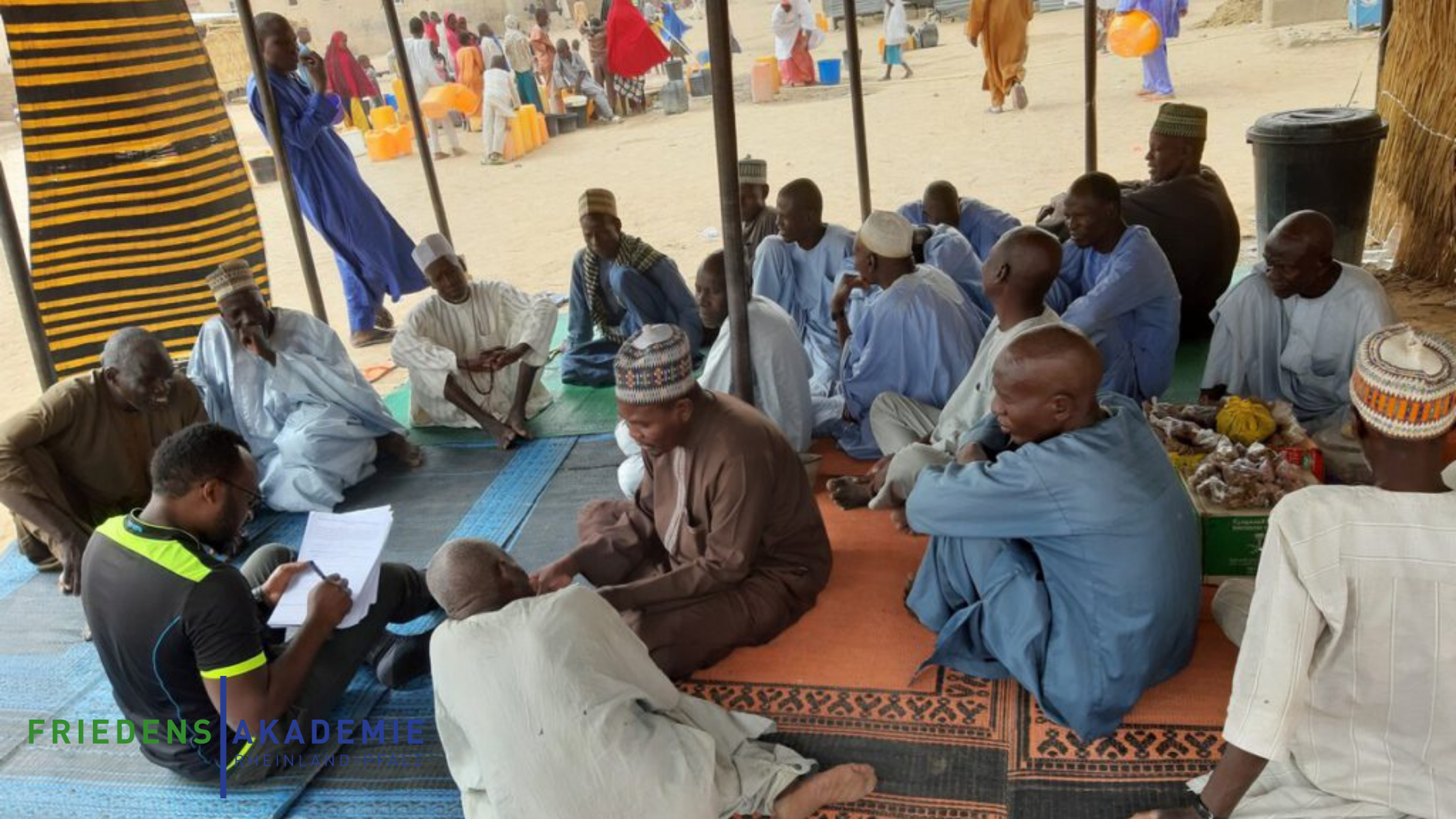 Northeast Nigeria: Conflict induced displacement is also motivated by environmental and socioeconomic factors